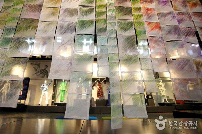 Museum Tekstil DTC (DTC섬유박물관)