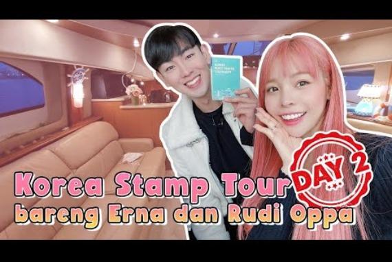 Destinasi Wisata Korea Anti-Mainstream hingga Naik Yacht ala Sultan [KOREA STAMP TOUR - EP 02]