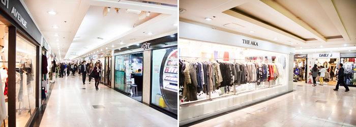 Seomyeon Underground Shopping Center