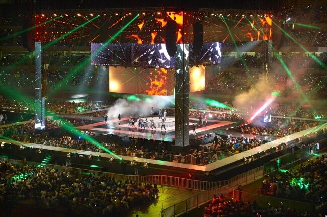 Nikmati Konser K-pop di Seluruh Negeri bersama K Culture Festival