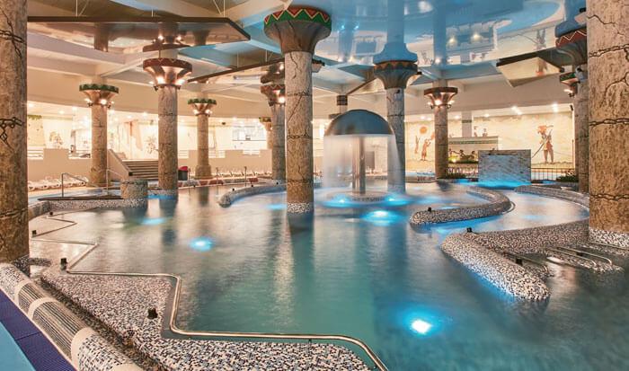 Island Castle Hotel & Water Park Resort