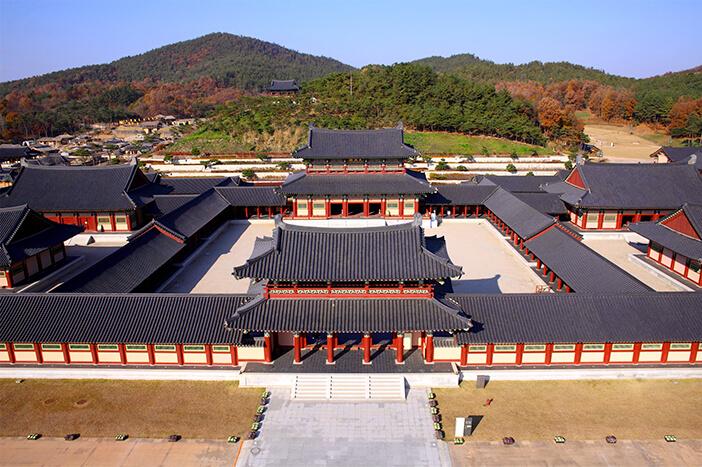 Menelusuri Kerajaan Baekje di Gongju & Buyeo