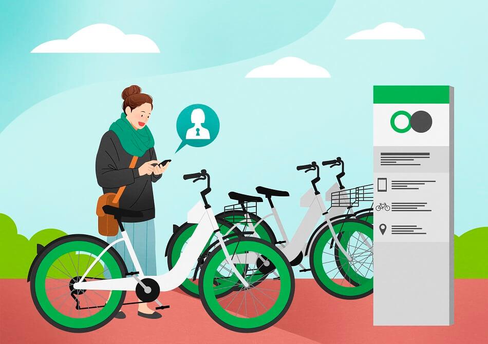 Ddareunggi, Platform Berbagi Sepeda Seoul Telah Diperbarui