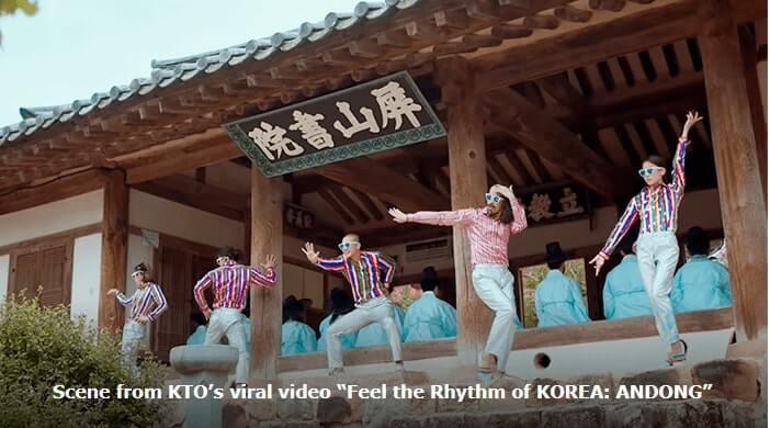 Jalan-Jalan Virtual Bersama Feel the Rhythm of Korea Bagian 2