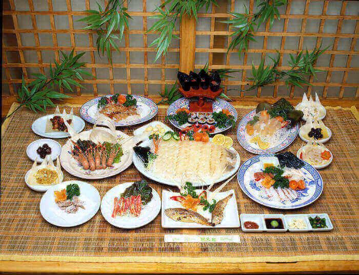 Island, Restoran Seafood di Pulau Jeju
