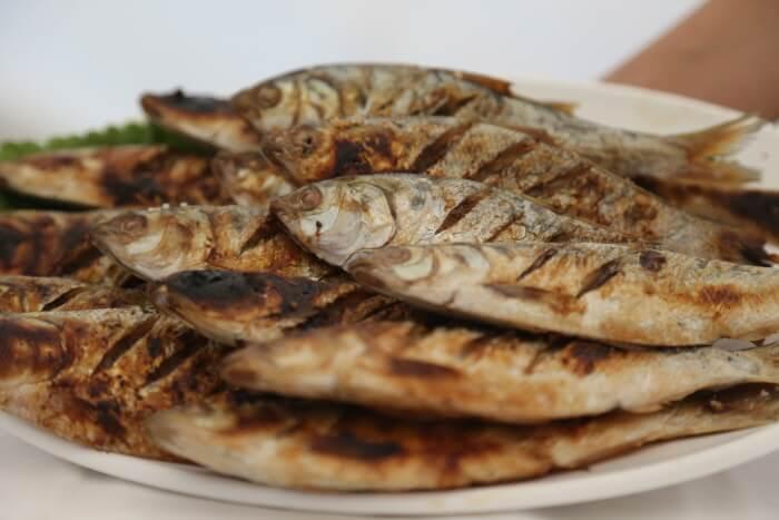 Festival Jeoneo (Ikan Selangat) & Kepiting Pelabuhan Hongwon Seocheon (서천 홍원항 자연산 전어·꽃게 축제)