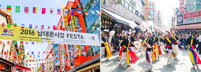 Nikmati Korea Sale FESTA di Pasar Namdaemun!