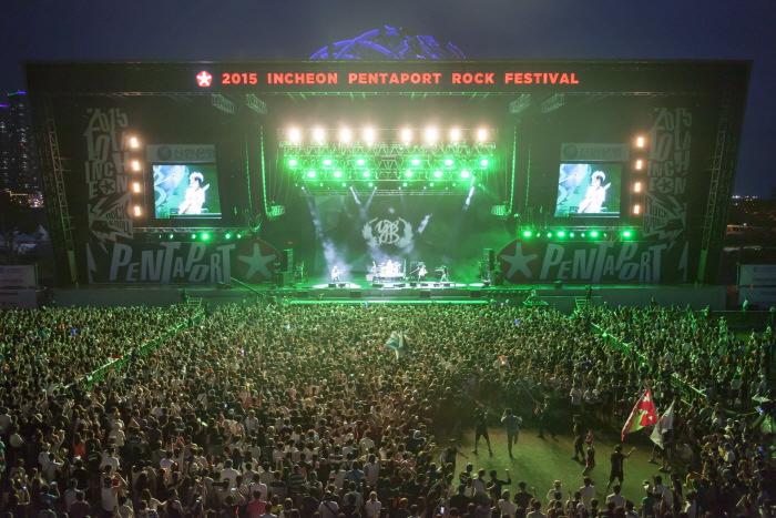 Festival Pentaport Rock Incheon