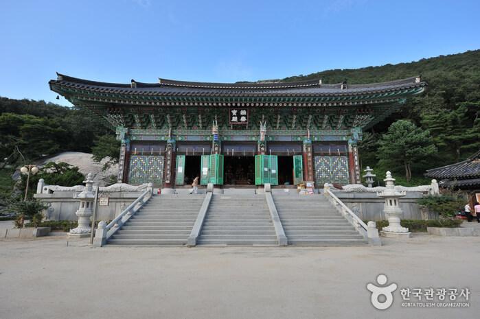 Kuil Bomunsa - Ganghwa (보문사 (강화)