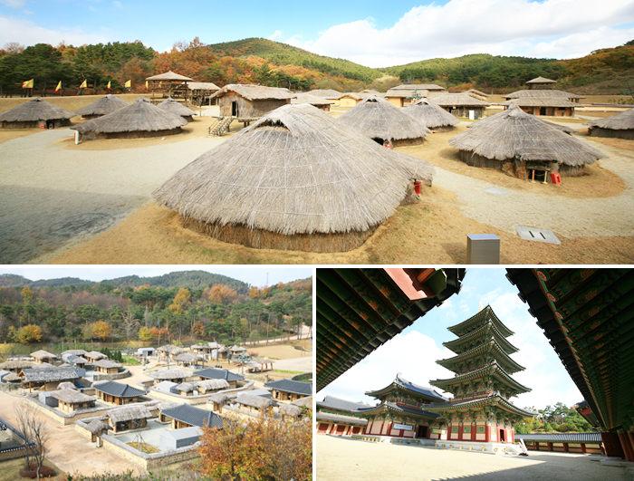 Melihat Budaya Baekje di Baekje Cultural Land