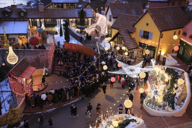 Terpesona pada kemeriahan Festival Cahaya Pangeran Kecil Petite France yang ke-5