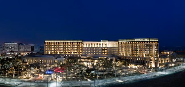 Paradise City Telah Dibuka, Kompleks Resort Pertama di Asia Timur Laut