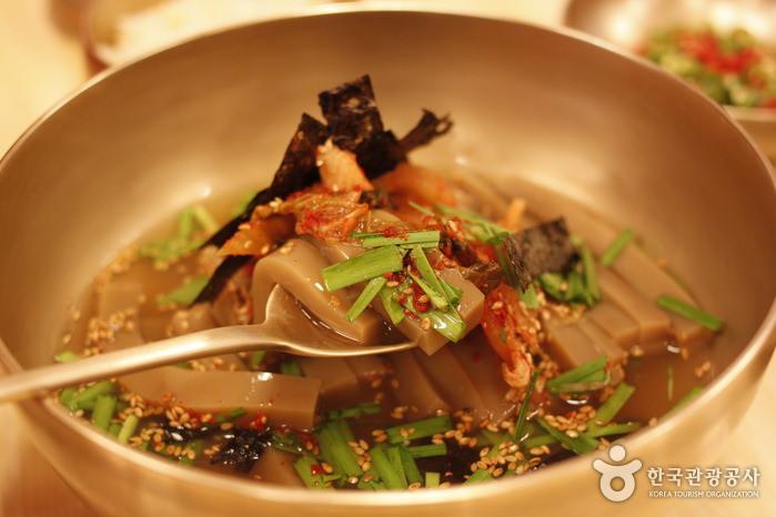 Restoran Gungjung Naengmyeon - Mukbap