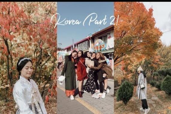 Trip to Korea: Ga bisa nahan dingin! | Part 2