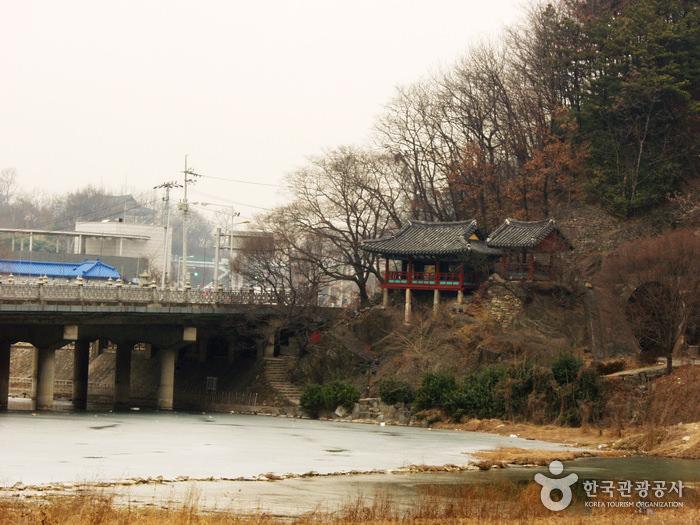 Pantai Wangsan di Incheon