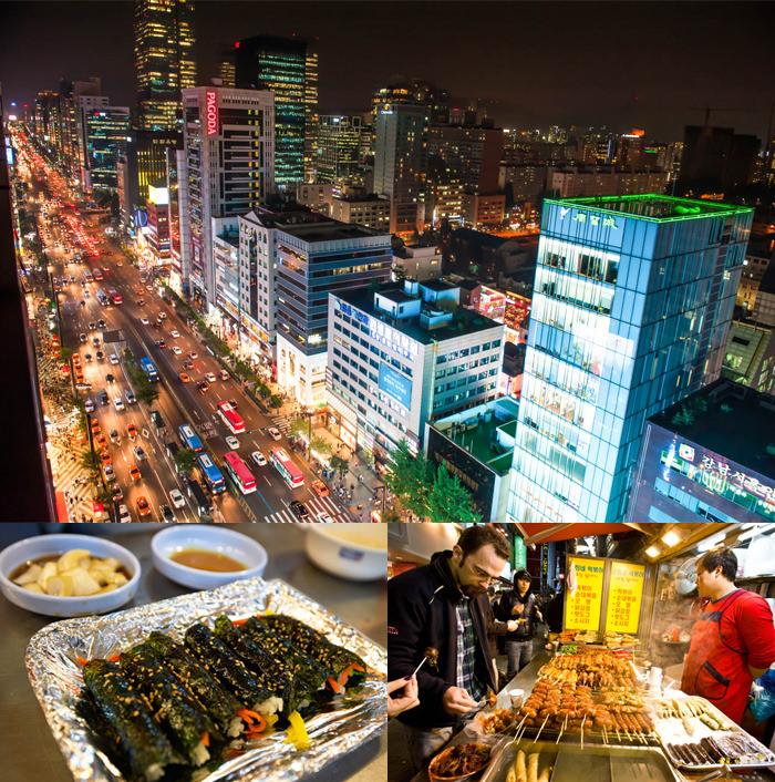 Tamasya Malam Hari di Seoul