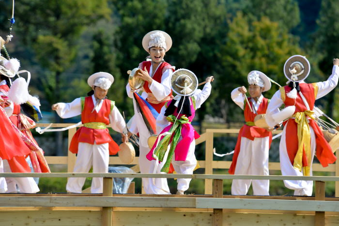 Festival Arirrang Jeongseon