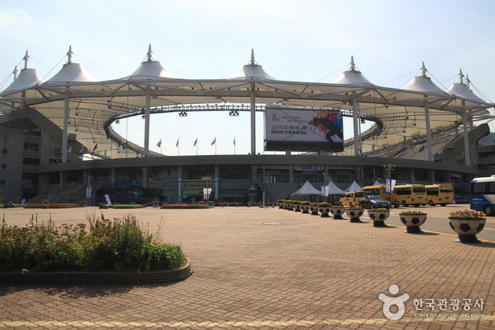 Komplek Olahraga Munhak Incheon (Stadion Worldcup Incheon)