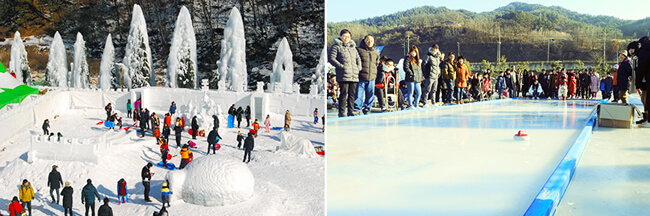 [Korea] Taklukkan Hawa Dingin dengan Menikmati Festival Musim Dingin!
