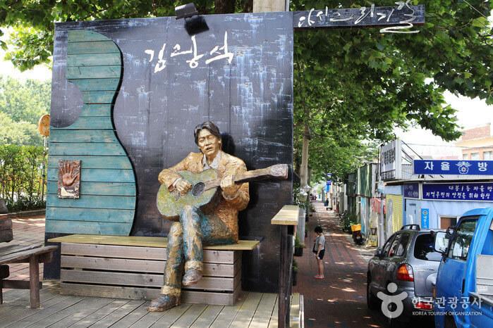 Jalan Kim Kwangseok-gil