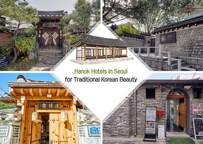 Hotel Hanok di Seoul: Keindahan Tradisional Korea