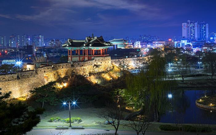 Rekomendasi Rencana Perjalanan: Pesta Budaya di Suwon & Yongin