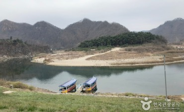 Photo_Tanjung Cheongnyeongpo - Geopark Paleozoikum Gangwon (청령포 (강원고생대 국가지질공원))