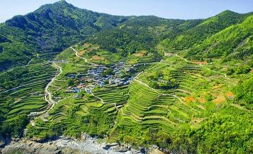 Menjelajahi Lanskap Terbesar Korea, Namhae