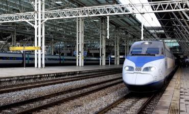 Memesan Tiket Kereta Api untuk Seollal