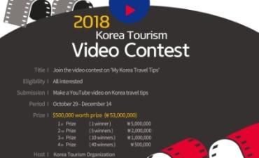Yuk, Ikuti Kontes Video yang Diselenggarakan oleh KTO Terkait Tips Perjalanan Korea!