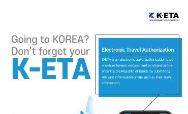 Mengajukan K-ETA untuk Mengunjungi Korea