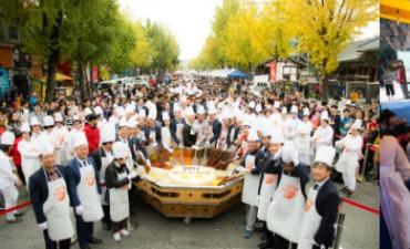 Festival Bibimbap Jeonju 2018 diselenggarakan di Kota Budaya dan Kuliner UNESCO