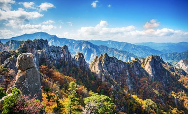 Korea Punya 5 Lokasi Terbaik untuk Menikmati Musim Gugur
