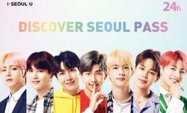 Menikmati Seoul dengan Discover Seoul Pass Edisi BTS!
