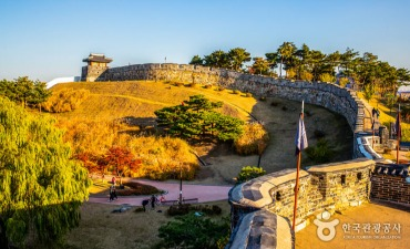 Benteng Hwaseong  [UNESCO World Heritage]