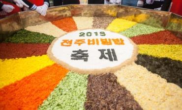 Jeonju Menjadi Tuan Rumah Festival Bibimbap Jeonju 9-12 Oktober