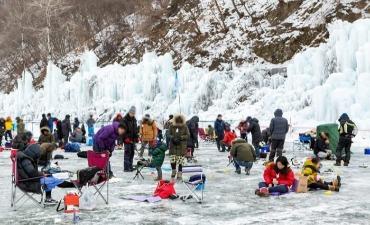 Festival Snowflake Cheongpyeong (청평 얼음꽃축제)