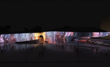 """DDP Berubah Menjadi Kanvas untuk Seni Media """"SEOUL LIGHT"""""""