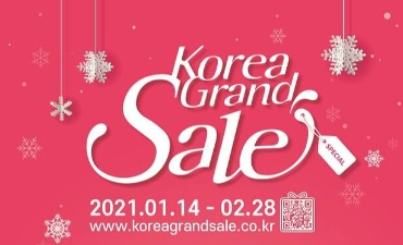 Nikmati Korea Grand Sale Online 2021!