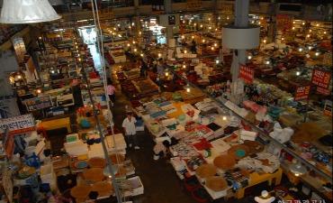 Pasar Khusus Seocheon