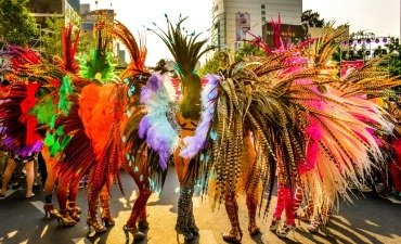 Tunjukkan Warnamu di Festival Warna-Warni Daegu!