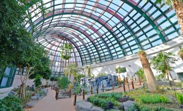 Taman Ekologi Pengalaman Kupu-kupu Pertama di Korea Kembali Dibuka di Namhae