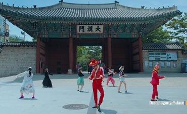 Photo_Jalan-Jalan Virtual Bersama Feel the Rhythm of Korea Bagian I