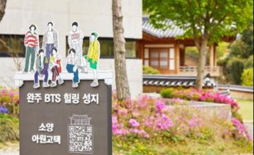 Ikut Jejak BTS ke Tempat-Tempat Tradisional di Korea, Yuk!