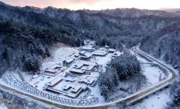 Pyeongchang, Kota Alam & Olahraga