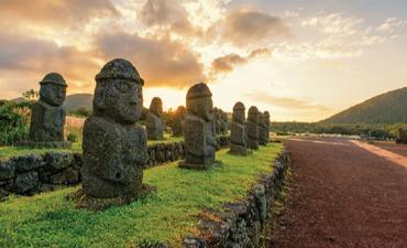 Sebuah Warisan Indah Pemberian Alam Zona Wisata Khusus Pulau Jeju