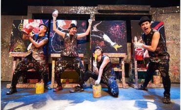 """Pertunjukan Gratis dari """"Painters Hero""""!"""