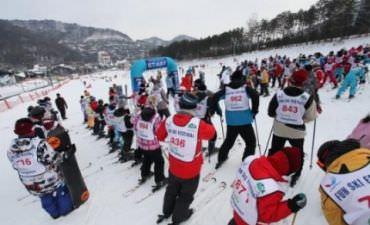 3 Ski Resort Terbaik Korsel Kunjungi Indonesia