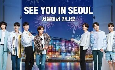 BTS Perkenalkan Wisata di Seoul