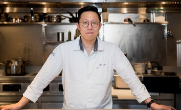 Episode Gastronomi Penuh Cerita: Koki Lee Jun dari Soigné